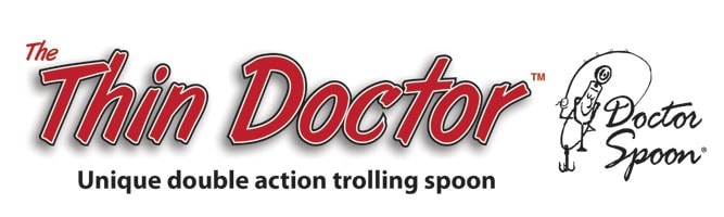Thin Doctor Spoon Logo