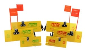 Redesigned Yellow Bird Planer Boards
