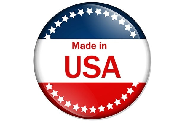 Proudly Made In America Yellow Bird Fishing Products