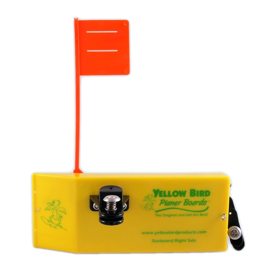 yellow bird planer boards - yellow bird fishing products, Reel Combo
