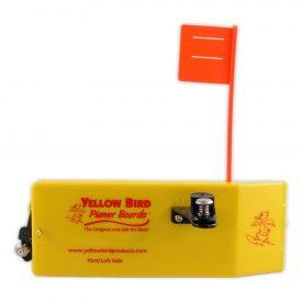 Large Yellow Bird Port Side Planer Board (600P)