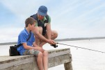 Fishing with Kids - Moving from Bait to Lures