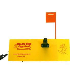 700P Yellow Bird Flishing Products Extra Large Port Side Planer Board