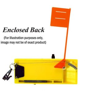 New Enclosed Back Design