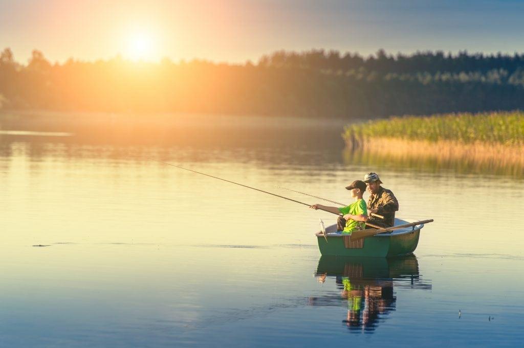 The Secrets of Trolling Fishing