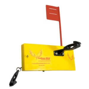 """Yellow Bird Fishing Products /""""Totally Redesigned New 8/"""" Medium Planer Board Left"""