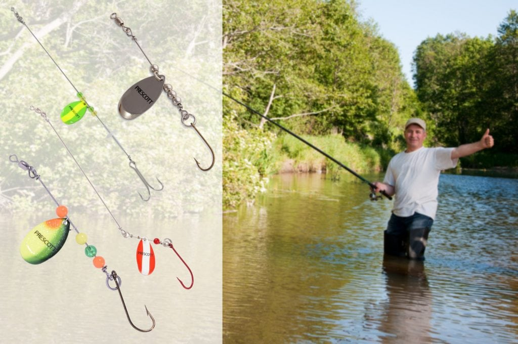 Fishing Spinners for Beginners