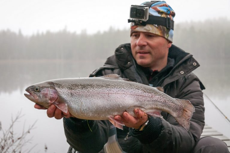 Fishing For Steelhead With Spinners